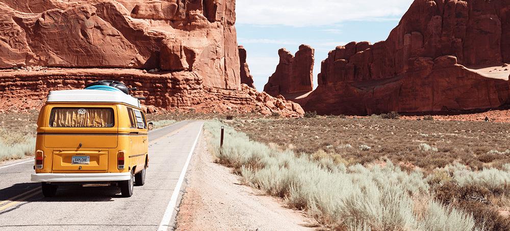 Top 3 des idées de Road Trip aux Etats-Unis